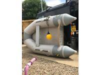 Zodiac air deck rib 2.6 inflatable boat tender