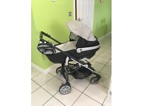 Chicco 3in1 travel system - pram, pushchair, car seat