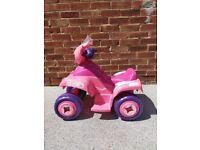 Toddler quad bike ride on