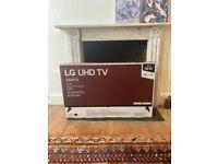 "LG Smart TV 4K 43"""