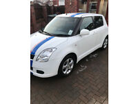 Suzuki Swift 1.3GL 5 Door 2007 white
