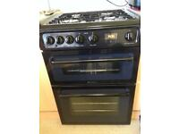 Hotpoint has cooker 9 months old