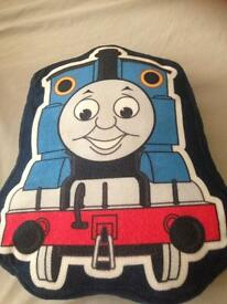 Thomas teddies & cushion