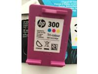 Hp 300 printer colour ink