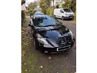 Toyota Celica 118k miles, new BT stereo/nav and headlights MOT till April Great Runner