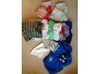 100's of boy and girl clothes 0-3y