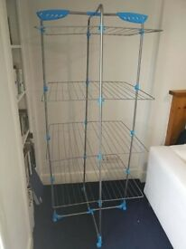 Indoor airer, 131 feet drying space