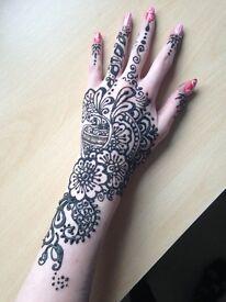 Henna Artist - Manchester