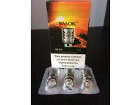Smok TFV8 V8-Q4 Coils Vape