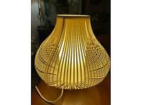 Harmony ribbon table lamp
