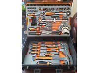 98 piece tool kit in box new not used