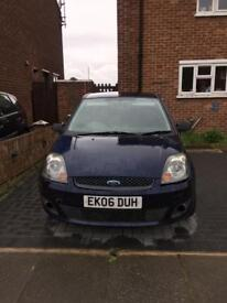 FORD FIESTA 2006 FOR SALE. PRICE DROP.