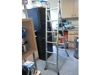 Extendable ladders