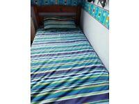 Single bed - pine frame