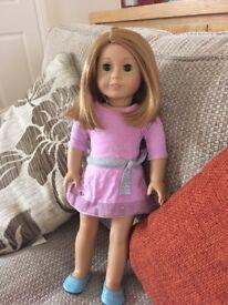 American Girl Doll- truly me