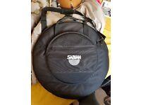 "Sabian 22"" cymbal case"