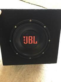 """Jbl 10"""" 500w Subwoofer"""