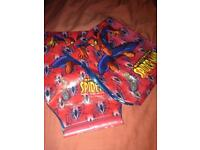 Spider-Man inflatable armbands swimming