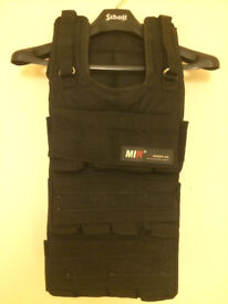 MiR 60lbs (27kg) Pro Adjustable Weighted Vest RRP £150