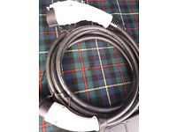 Rolec type 2 - 32 amp fast charge cable 5mt