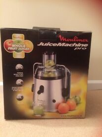 Moulinex Pro Juicer - New and boxed