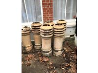 Vented Victorian Chimney Pots