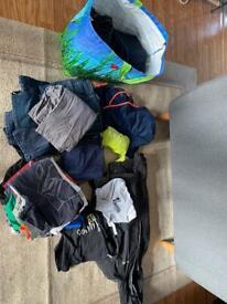 Boys clothes age 10-11