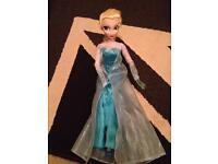 Ana frozen doll