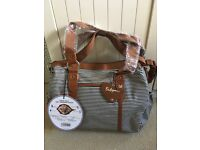 New with tags changing bag
