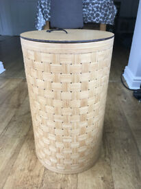 Wooden Laundry basket (Next)