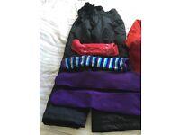 Children's ski clothes and accessories