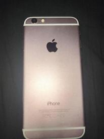 IPhone 6- Rose gold