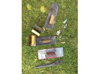 Various plastering & hand tools £2 each