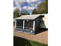 Dorema Davos 4 Seasons Porch caravan awning Size 3