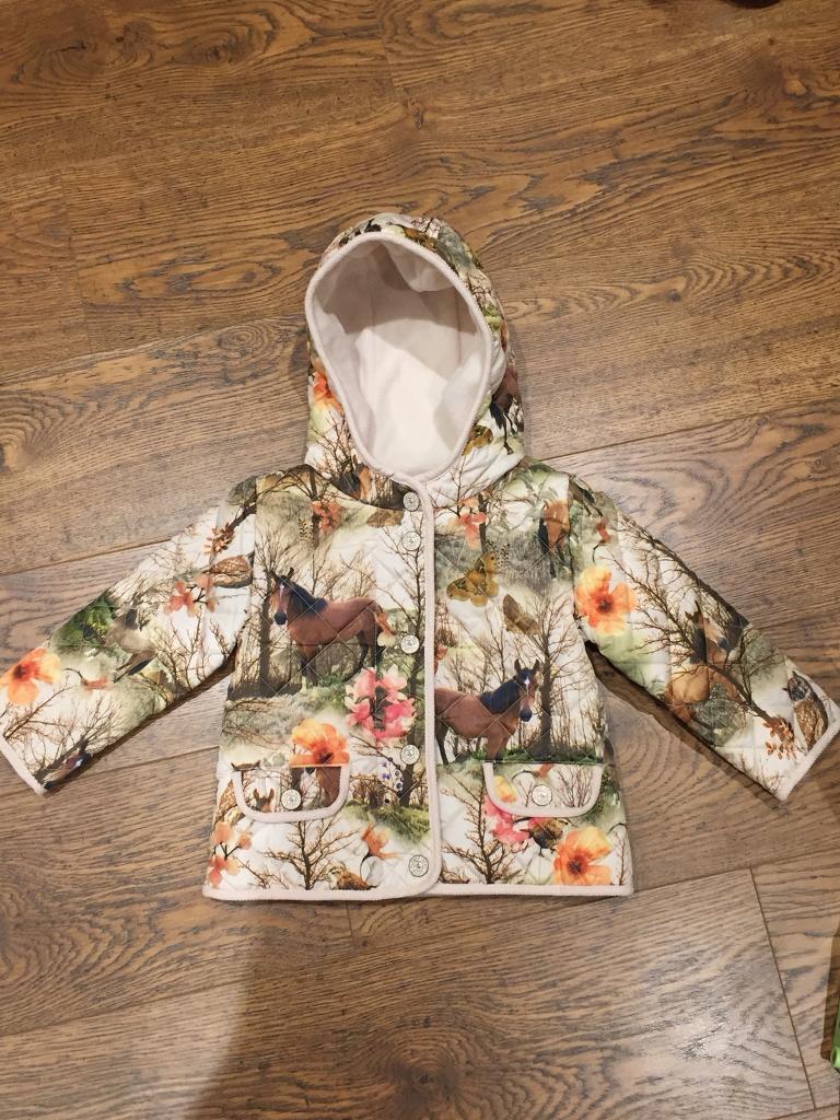 Next coat/ jacket 1.5-2 years
