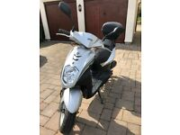 SYMPLY SYM 50 MOPED - Full Service History, Excellent Condition