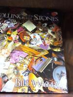 ROLLING STONES Book in HEARTBEAT Thrift Store/BayView Mall