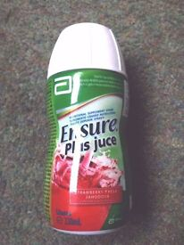 Ensure Plus Juce Juice Diet Weight Loss Supplement Drink x50