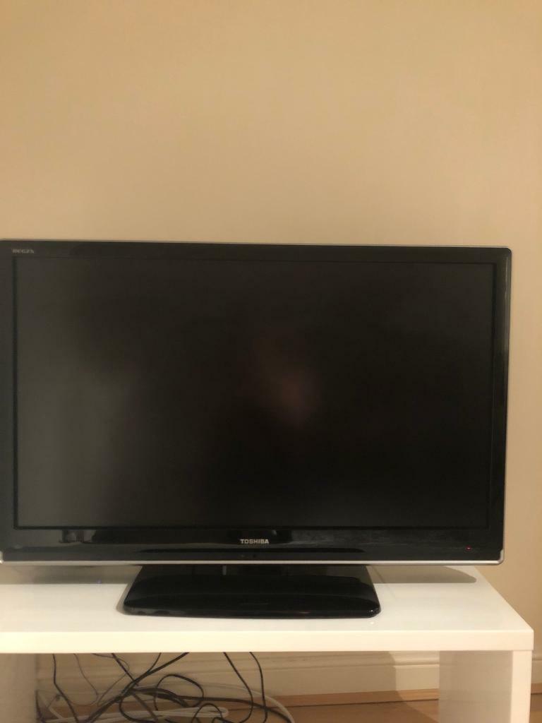 42 inch black Toshiba TV | in Prescot, Merseyside | Gumtree