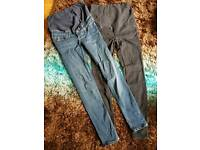 Tall maternity clothes (jeans)