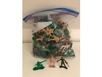Selection of Toy Soldiers