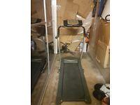 Dynamic Foldable Electric Treadmill