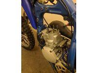 Yamaha yz 125 clean bike.. nothing wrong SWAPS