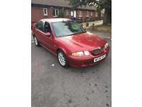 2004 04 MG Zs+, 1.8L Petrol, 8 Months MOT (Not Focus, Astra, Megane)