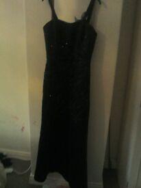 Black ball gown\evening dress REDUCED!