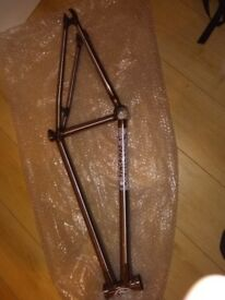 United region BMX frame brand new