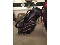 Wilson Staff Nexus Golf Stand Bag