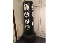 Exercise Target Pro Free Standing Punch Bag