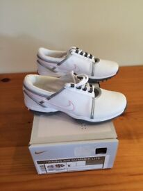 Variet of Brand New boxed Golf shoes and Second hand but excellent condition
