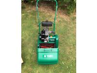 Qualcast/Suffolk punch petrol self drive cylinder mower